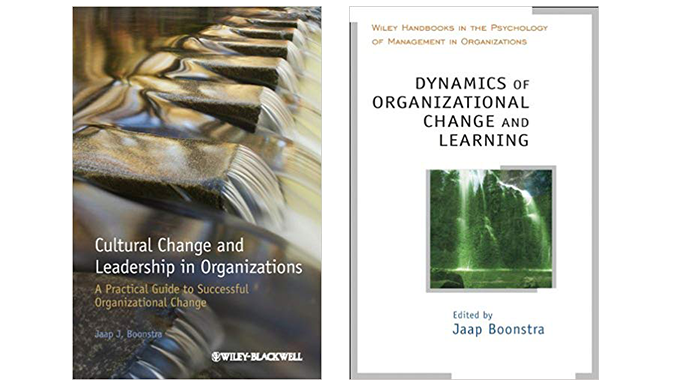 Books: Cultural Change and Leadership in Organizations | Dynamics of Organizational Change and Learning